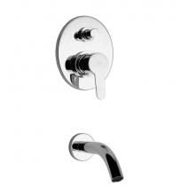 0106/B5.0 (Juego monocomando para bañera y ducha) - B5 Puelo