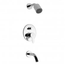Z106/B5 (Juego monocomando para bañera y ducha) - B5 Puelo