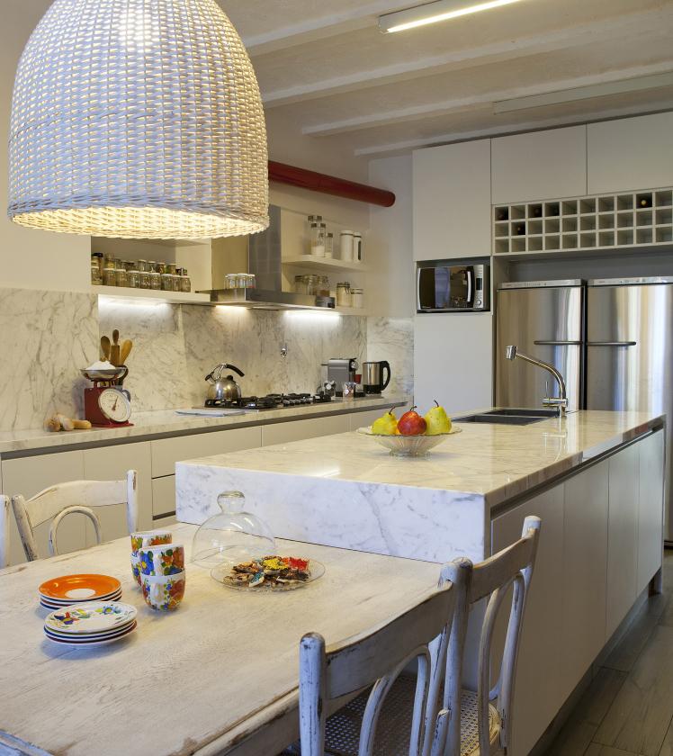 C mo armonizar la cocina con las t cnicas del feng shui for Tecnicas de alta cocina